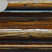 Деревянный карниз Одиночный CM213-0000 фото