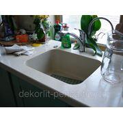 Влитые кухонные мойки, 23 модели