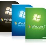Операционные системы Microsoft Windows фото