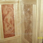 Изготовление деревянных резных дверей фото