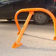 Парковочный барьер механический фото