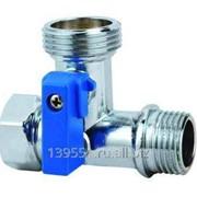Кран шаровый проходной 40.0 DN40 Р, AISI304, 08X18H10, PN25, Прочие организации, DIN фото