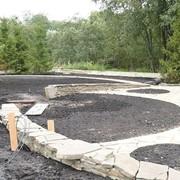 Планировка участка подготовка под газон в алматы фото