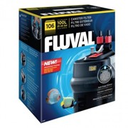 Внешний фильтр для аквариумов до 100 литров-Fluval 106 фото