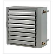 Воздушно-отопительные агрегаты с осевыми вентиляторами фото