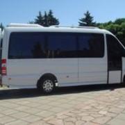 Заказ микроавтобусов фотография