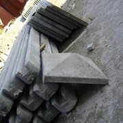 Монтаж железобетонных ограждений фото