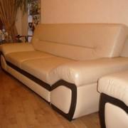 Обивка и ремонт мягкой мебели. Мягкая мебель на заказ. фото