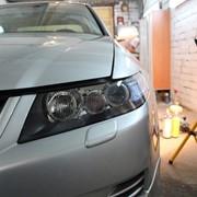 Нанопокрытие деталей автомобиля фото