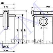 Фильтр и железоуловитель для глазурей PD.90-E/S