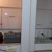 Лабораторный анализ нефти и нефтепродуктов фото