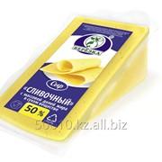 Сыр «Сливочный» 50% фото