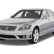 Прокат Mercedes фото