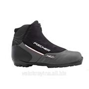 Ботинки беговые Fischer Xc Pro Red - S04112 фото