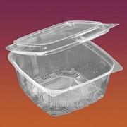 Упаковка 2710 1/750 салат д120*ш120*в47*в.осн54 фото