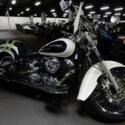 Мотоцикл чоппер No. B5704 Yamaha DRAGSTAR 400 CLASSIC фото