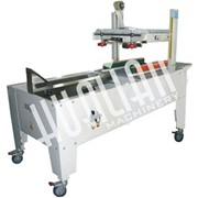 Полуавтомат для складывания и заклейки дна коробок DZF фото