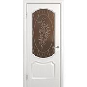 Дверь межкомнатная Престиж ПО слоновая кость фото