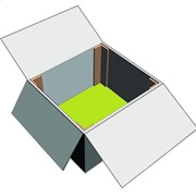 Защита картонных коробов фото