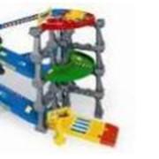 Эстакада Kid Cars 3D, 5 уровней (3,7 м) фото