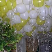 Оформление детских праздников шарами фото