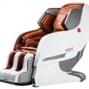 Массажное креслоYamaguchiAxiom YA-6000 Бело-бежевое фото