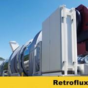 Асфальтобетонный завод Retroflux фото