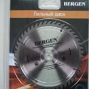 Пильный диск Bergen т/спл 150х48Тх20/16мм фото