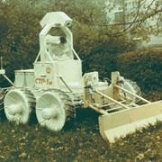 Аварийно-спасательные машины и дистанционно-управляемые роботы для работы в экстремальных условиях фото