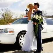 Прокат свадебных лимузинов фото