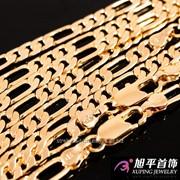 Позолоченная плетение ''Картье'', (50 см) 324547 фото