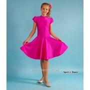 Платье спортивное для бальных танцев Р 4.2 Альера фото