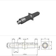 Опора неподвижная стальная в полиэтиленовой трубе-оболочке с металлической заглушкой изоляции d=1020 мм, s=11 мм, L=210 мм