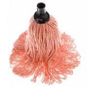 Тряпка для швабры из хлопка, влажная уборка Wet mop 50 cm фото