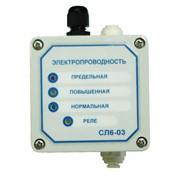 Блок контроля параметров водоподготовки СЛ6-03 фото