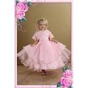 Бальные детские платья фото