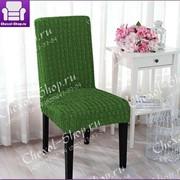 Чехлы для стульев без юбки (6 шт/уп) | салатовый фото