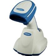 Беспроводной 2D сканер штрих-кода Cino A770BT-HC USB, медицинский пластик фото