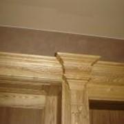 Арки межкомнатные деревянные (из ценных пород древесины) фото