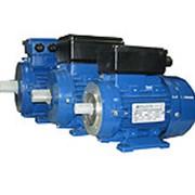 Электродвигатели асинхронные трехфазные серии АИС по стандарту DIN (CENELEC) (материал станины - чугун)