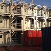 Жилые модули для морских условий Ela-container фото
