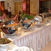Шведский стол, китайская кухня фото