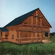 Услуги по строительству загородных домов фото