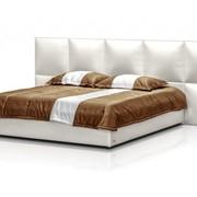 Кровать Плаза Оптима Базовый размер: 215 x 315 h 116 см. фото