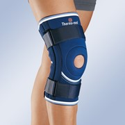 Фиксатор коленного сустава с открытой коленной чашечкой 4103 фото