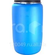 Пластиковая бочка 227 литров с крышкой Арт.БП 227 O.T