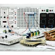 Комплект типового лабораторного оборудования Теоретические основы электротехники настольное исполнение ручная версия ТОЭ2-Н-Р фото