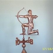 "Флюгер ""Лучник"" арт. 0104006 фото"