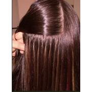 """Nano Extension""(микро-наращивание натуральных волос) фото"