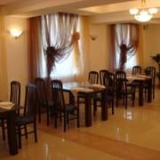 Ресторан в гостинице фото